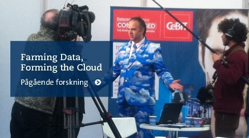 Farming Data, Forming the Cloud