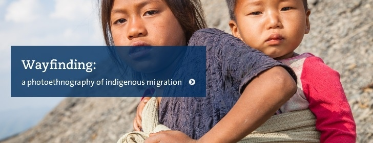 Wayfinding: a photoethnography of indigenous migration