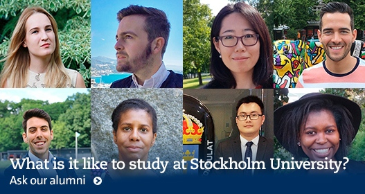 Our alumni, Stockholm University