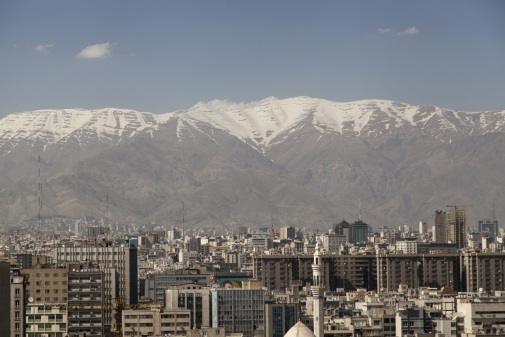 Tehran, Iran. Photo: Markus Hallberg/Mostphotos