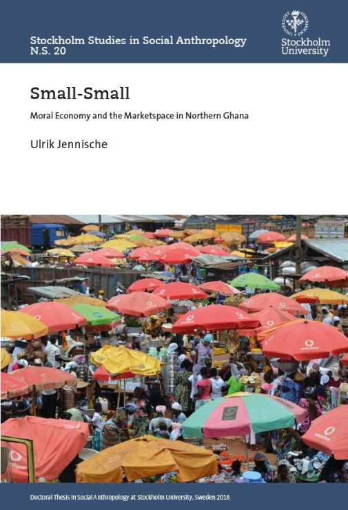 Small-Small: Moral Economy and the Marketspace in Northern Ghana