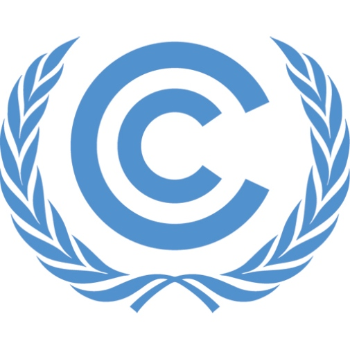 UNFCCC – United Nations Framework Convention on Climate Change. UNFCCC logotype.