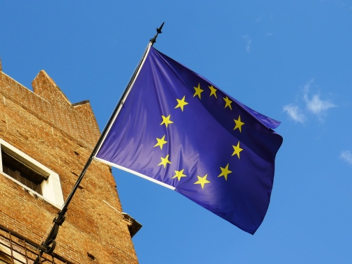 European Union flag Foto: mmdesigner/Mostphotos