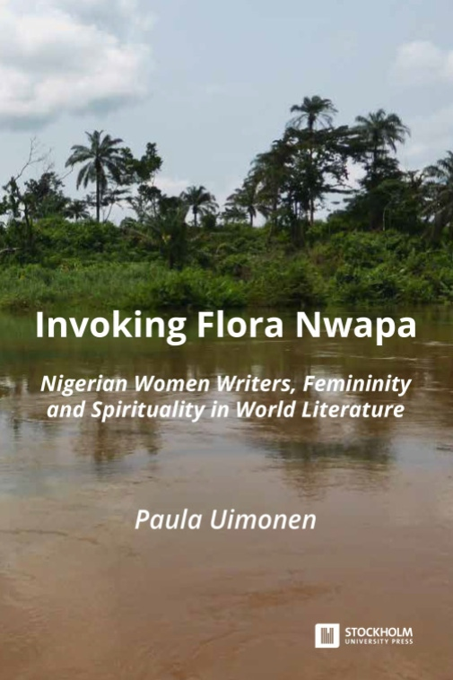 "Picture of book cover ""Invoking Flora Nwapa"""